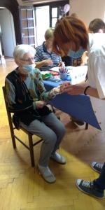 2020.09.10. Szentlőrinc - Kardiovasculáris szűrés Idősek Otthonában #1