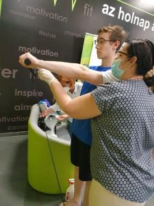 2020.09.23. Pécs - Szűrővizsgálatok és egészségügyi tanácsadás – egészséges esemény Pécsett #2