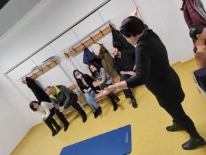 2021.02.09. Pécs - Tehetnek az élsportolók még többet a saját és társaik életéért? Egészségtudatosság felsőfokon az orvos, a gyógytornász és a dietetikus szemszögéből #2