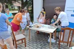 2021.06.26. Helesfa - Érték az egészség - Népegészségügyi szűrés a Helesfai gyereknapon #1